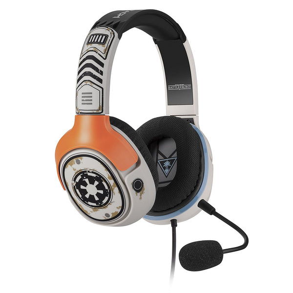 Turtle Beach Star Wars Battlefront Sandtrooper Gaming Headset (PS4/Xbox One/PC DVD) - Audio by Turtle Beach The Chelsea Gamer