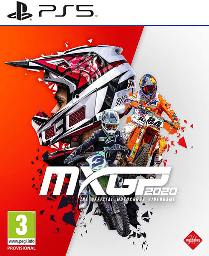 MXGP 2020: The Official Motocross Videogame - PlayStation 5