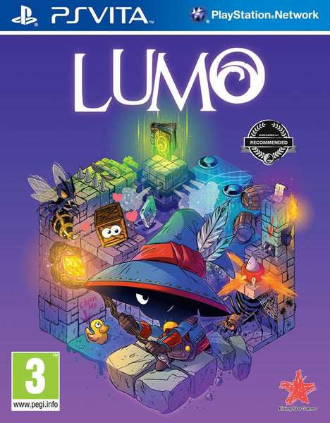 Lumo - PSVita - Video Games by Rising Star Games The Chelsea Gamer