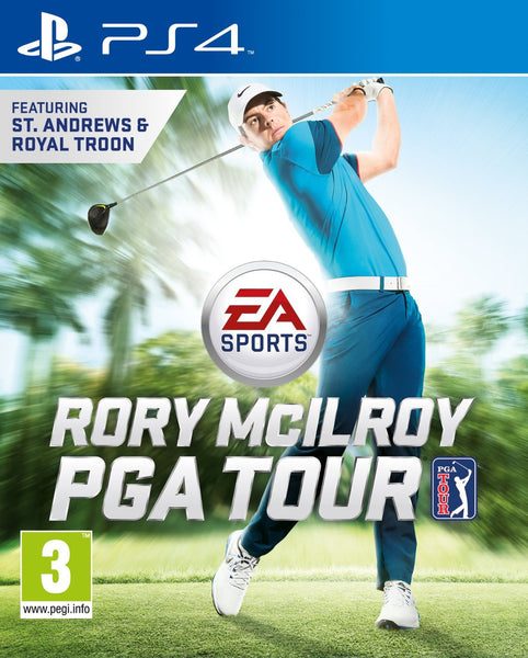 Rory McIlroy PGA Tour (PS4) - Video Games by Electronic Arts The Chelsea Gamer