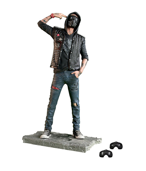 Watch dogs 2 Figurine:  The Wrench - merchandise by UBI Soft The Chelsea Gamer
