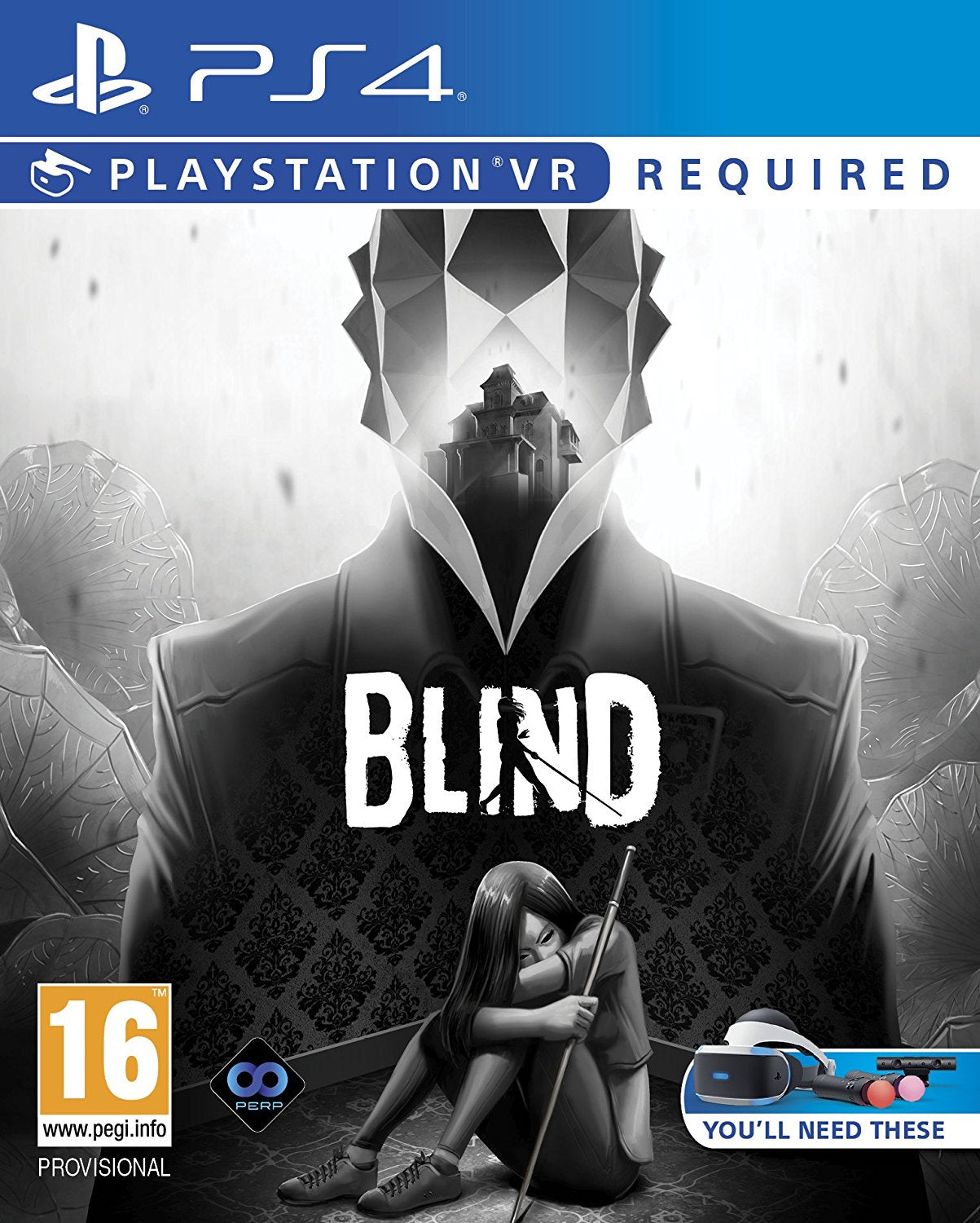 Blind - PlayStation VR - Video Games by Perpetual Europe The Chelsea Gamer