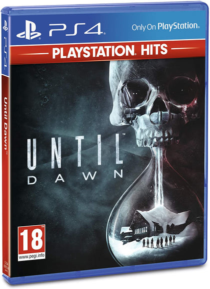 Until Dawn - PlayStation Hits