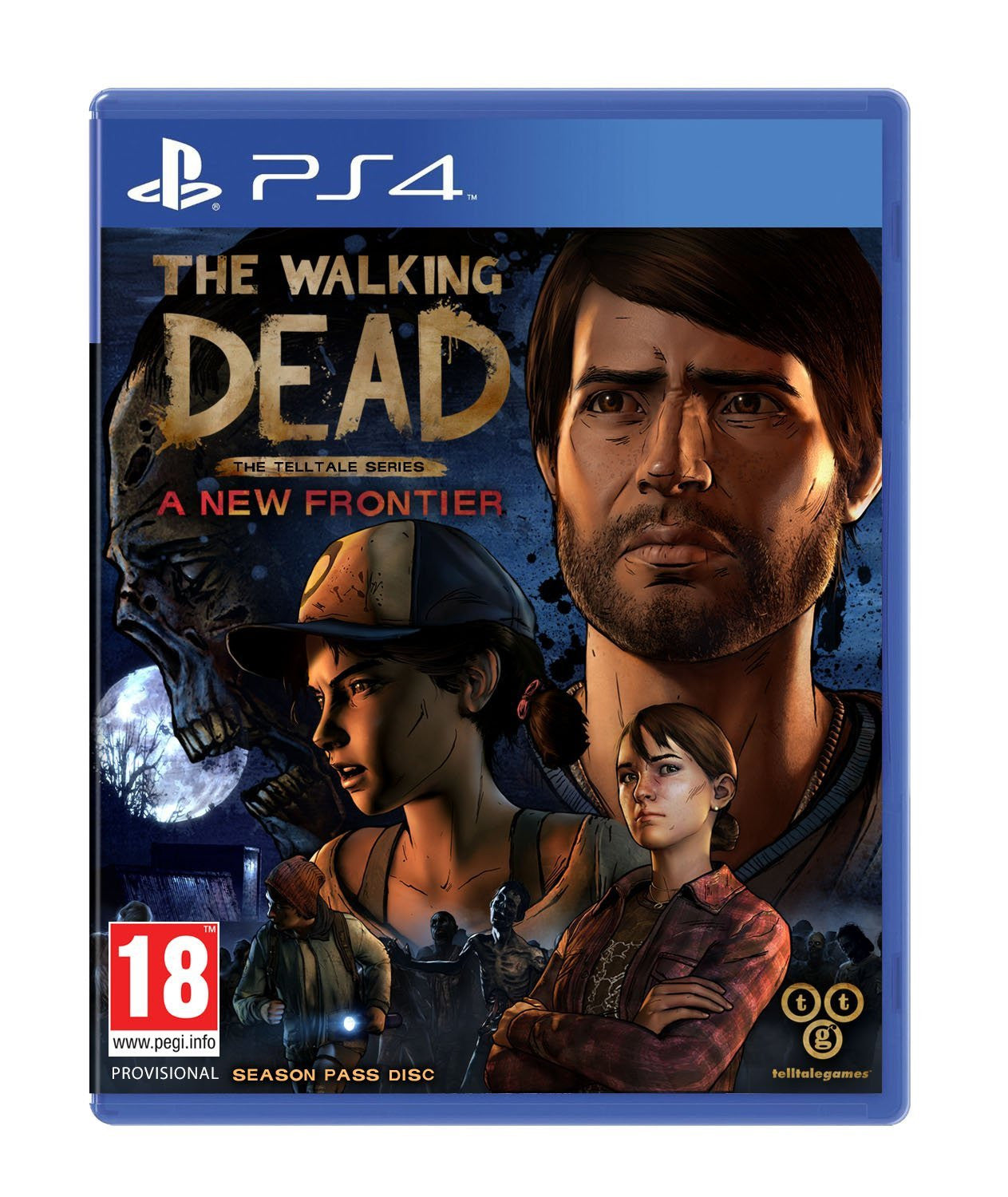 The Walking Dead - The Telltale Series: A New Frontier - PS4