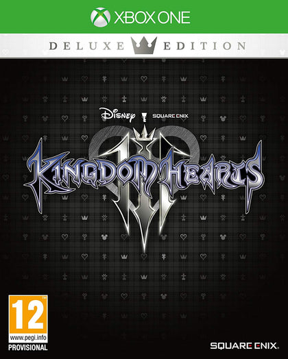 Kingdom of Hearts III - Deluxe Edition - Xbox One