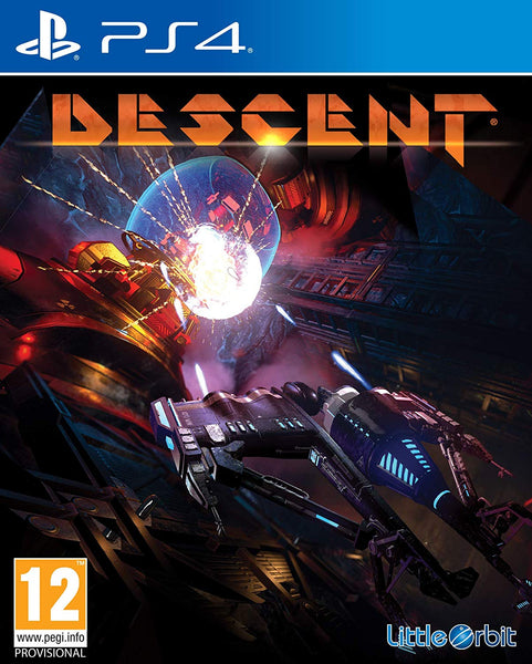Descent - Video Games by Maximum Games Ltd (UK Stock Account) The Chelsea Gamer
