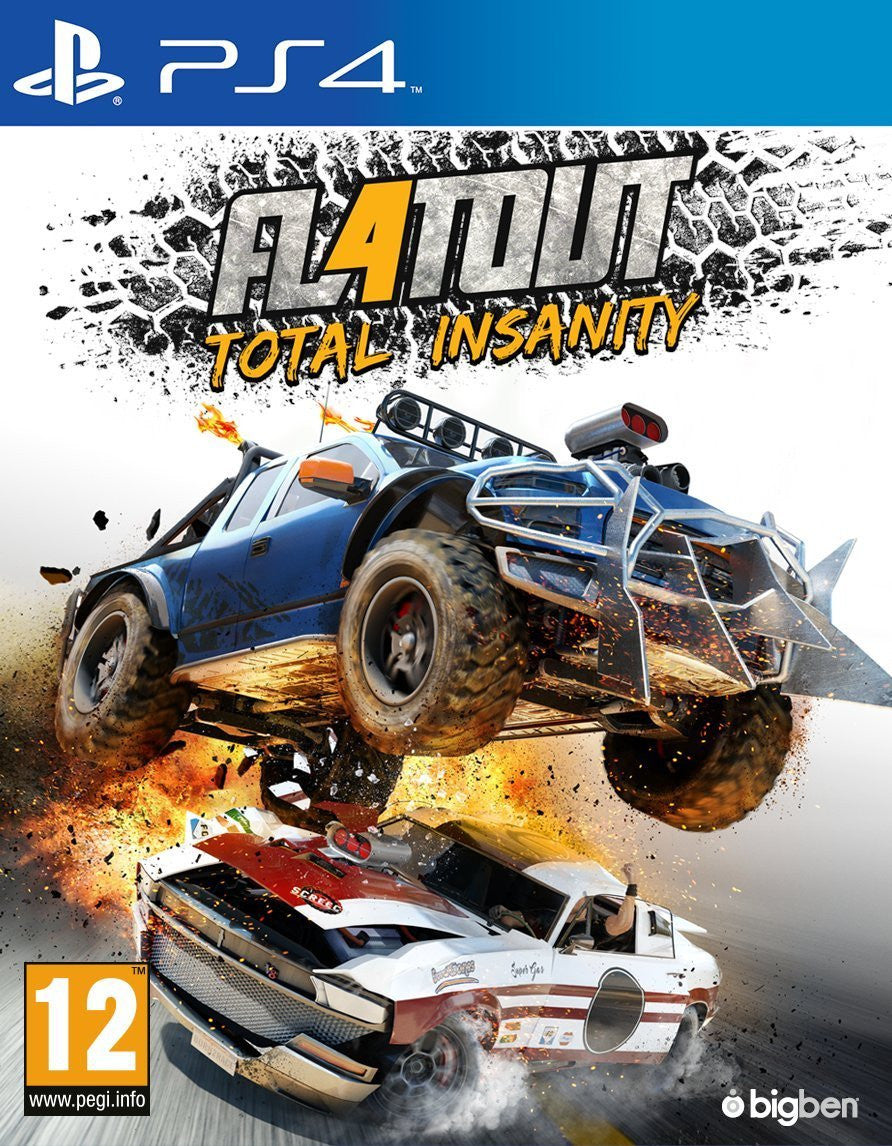 Flatout 4 Total Insanity - PS4