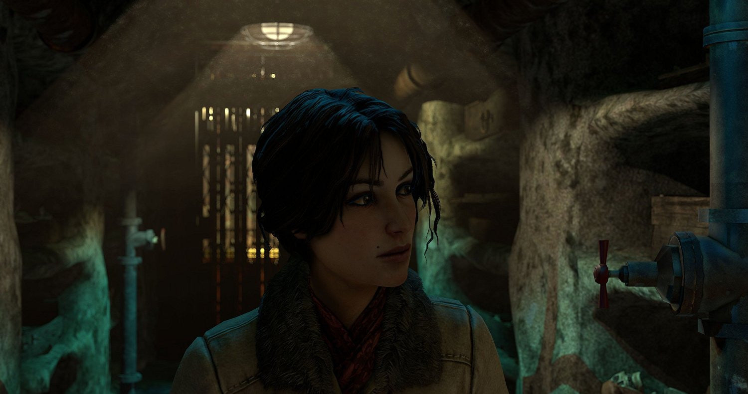 Syberia 3 - PS4 - Video Games by pqube The Chelsea Gamer
