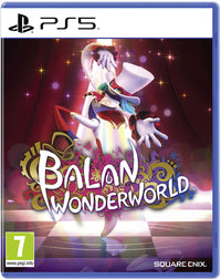 Balan Wonderworld - PlayStation 5