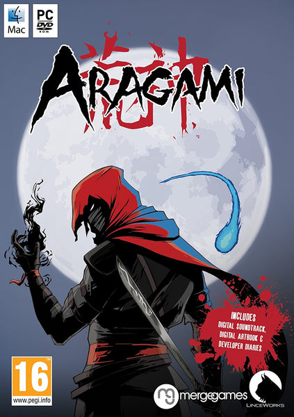 Aragami - PC - Video Games by Merge Games The Chelsea Gamer
