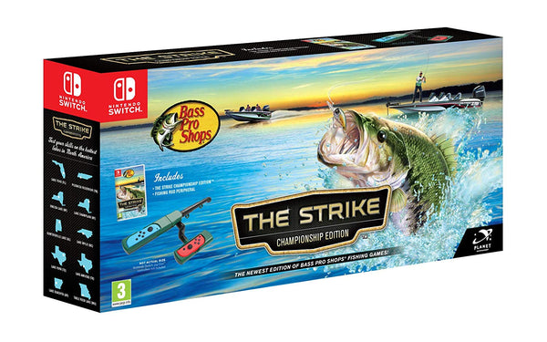 Bass Pro Shops: The Strike Championship Edition - Video Games by Solutions 2 Go The Chelsea Gamer