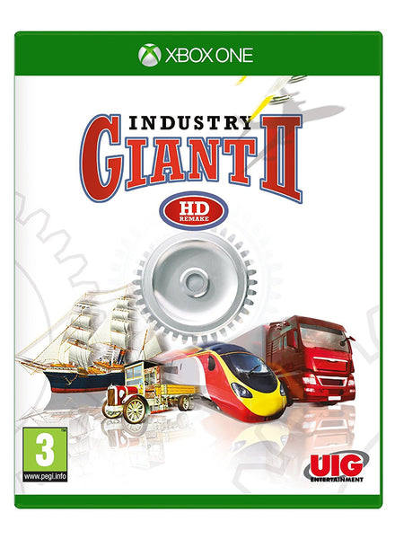 Industry Giant 2 HD Remake (Xbox One) - Video Games by Ikaron The Chelsea Gamer
