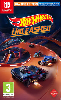 Hot Wheels Unleashed - Day One Edition - Nintendo Switch