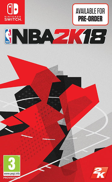 NBA 2K18 (Nintendo Switch) - Video Games by Take 2 The Chelsea Gamer