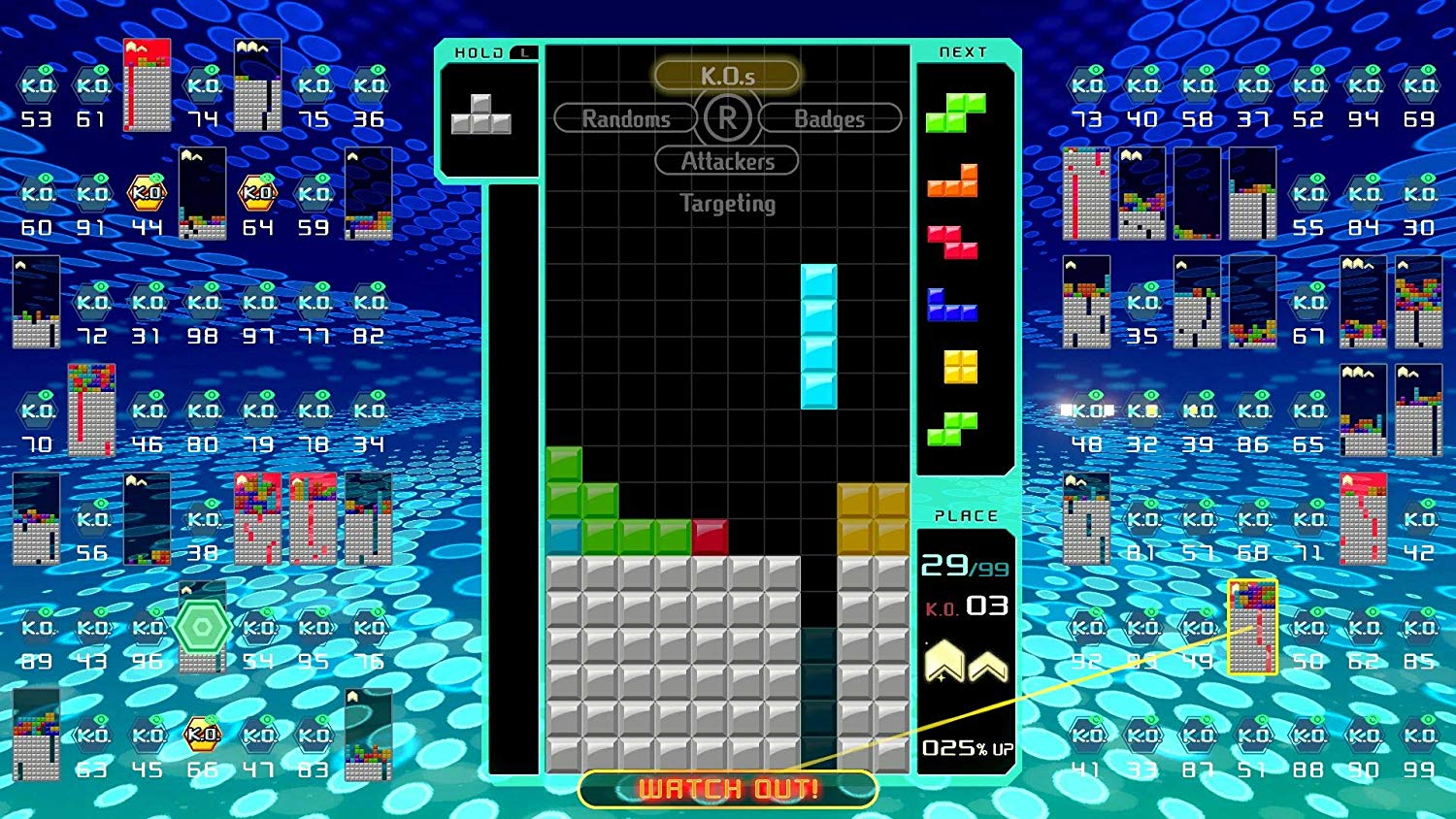 Tetris 99 & 12 Months Nintendo Switch Online (UK)