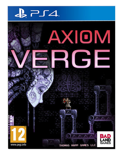Axiom Verge Standard Edition -  PlayStation 4 - Video Games by Maximum Games Ltd (UK Stock Account) The Chelsea Gamer