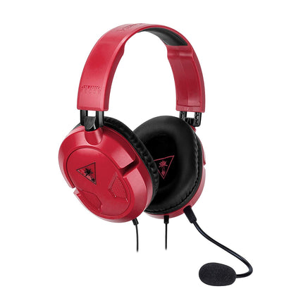 Turtle Beach Recon 50 Red Headset