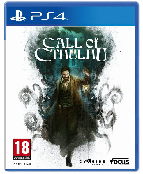 Call of Cthulhu - Video Games by Maximum Games Ltd (UK Stock Account) The Chelsea Gamer
