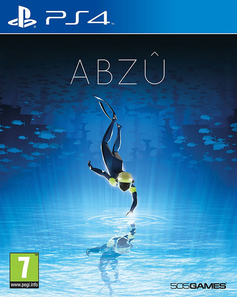 ABZÛ - PS4 - Video Games by 505 Games The Chelsea Gamer