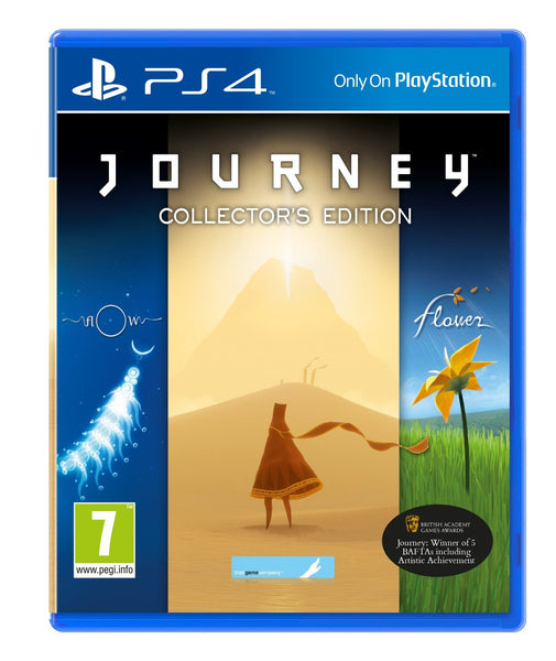 Journey Collectors Edition (PS4) - Video Games by Sony The Chelsea Gamer