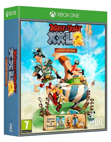 Asterix and Obelix XXL2 Limited Edition - Video Games by Maximum Games Ltd (UK Stock Account) The Chelsea Gamer