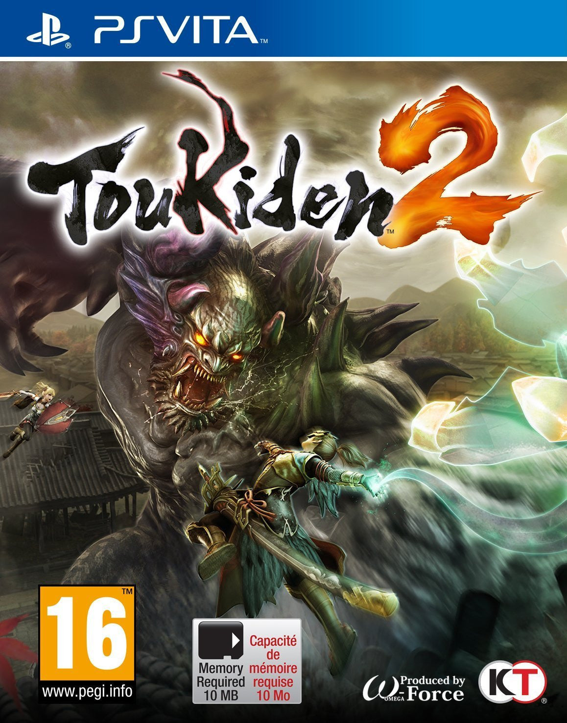 Toukiden 2 - PSVita - Video Games by Koei Tecmo Europe The Chelsea Gamer