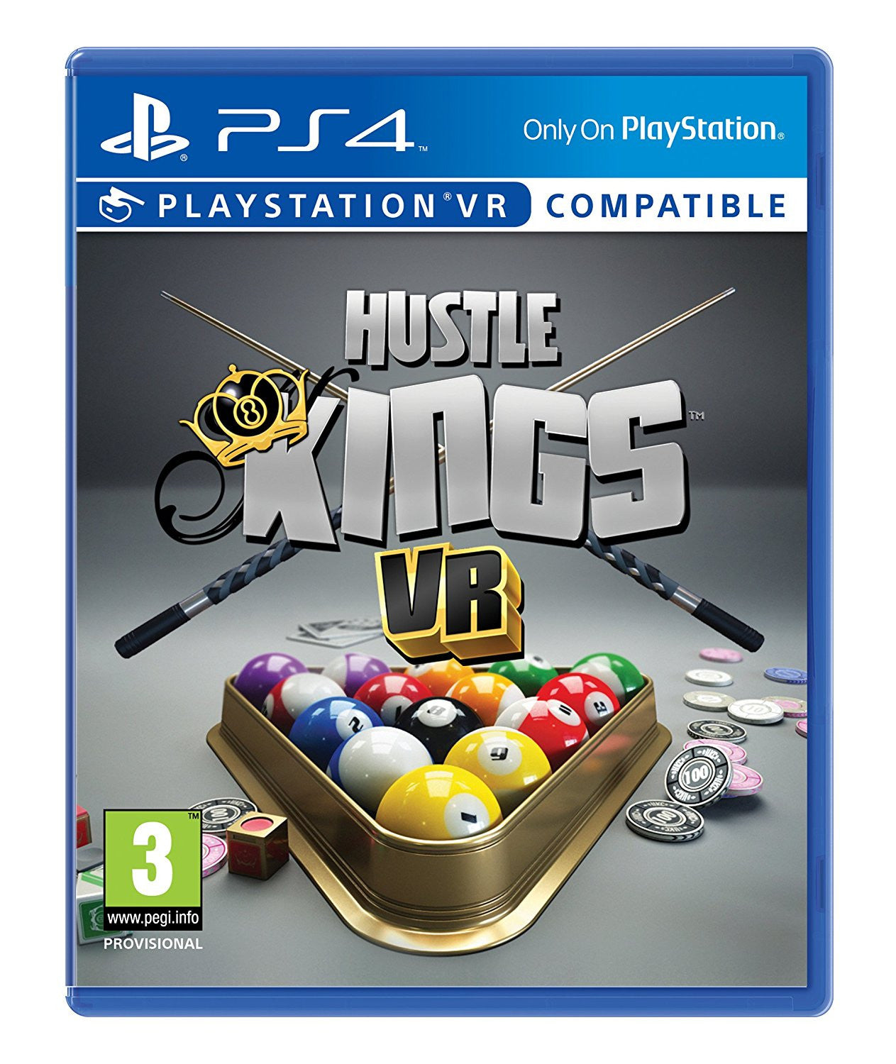 Hustle Kings™ VR - Video Games by Sony The Chelsea Gamer