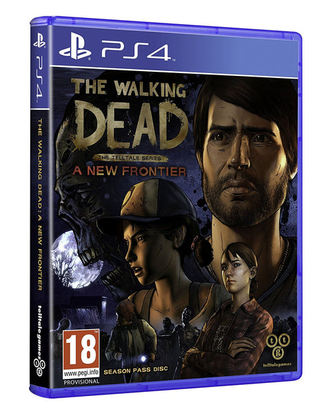 The Walking Dead - The Telltale Series: A New Frontier - PS4 - Video Games by Warner Bros. Interactive Entertainment The Chelsea Gamer