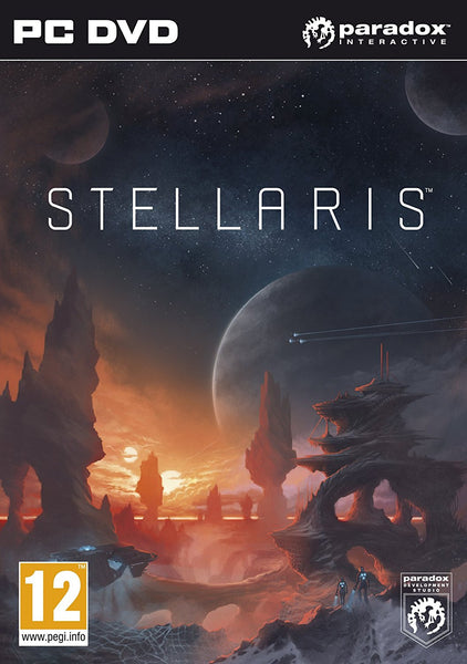 Stellaris - PC - Video Games by Ikaron The Chelsea Gamer
