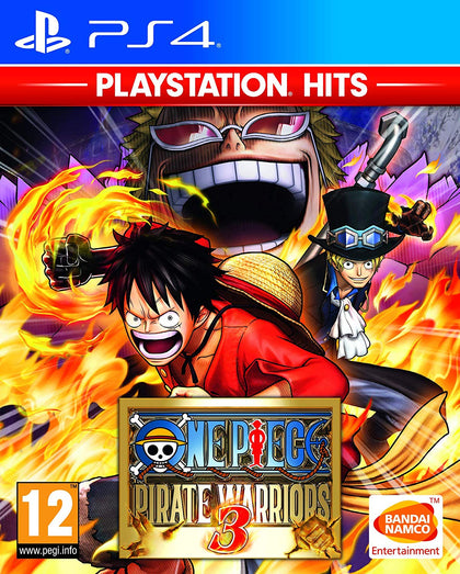 One Piece Pirate Warriors 3: PlayStation Hits