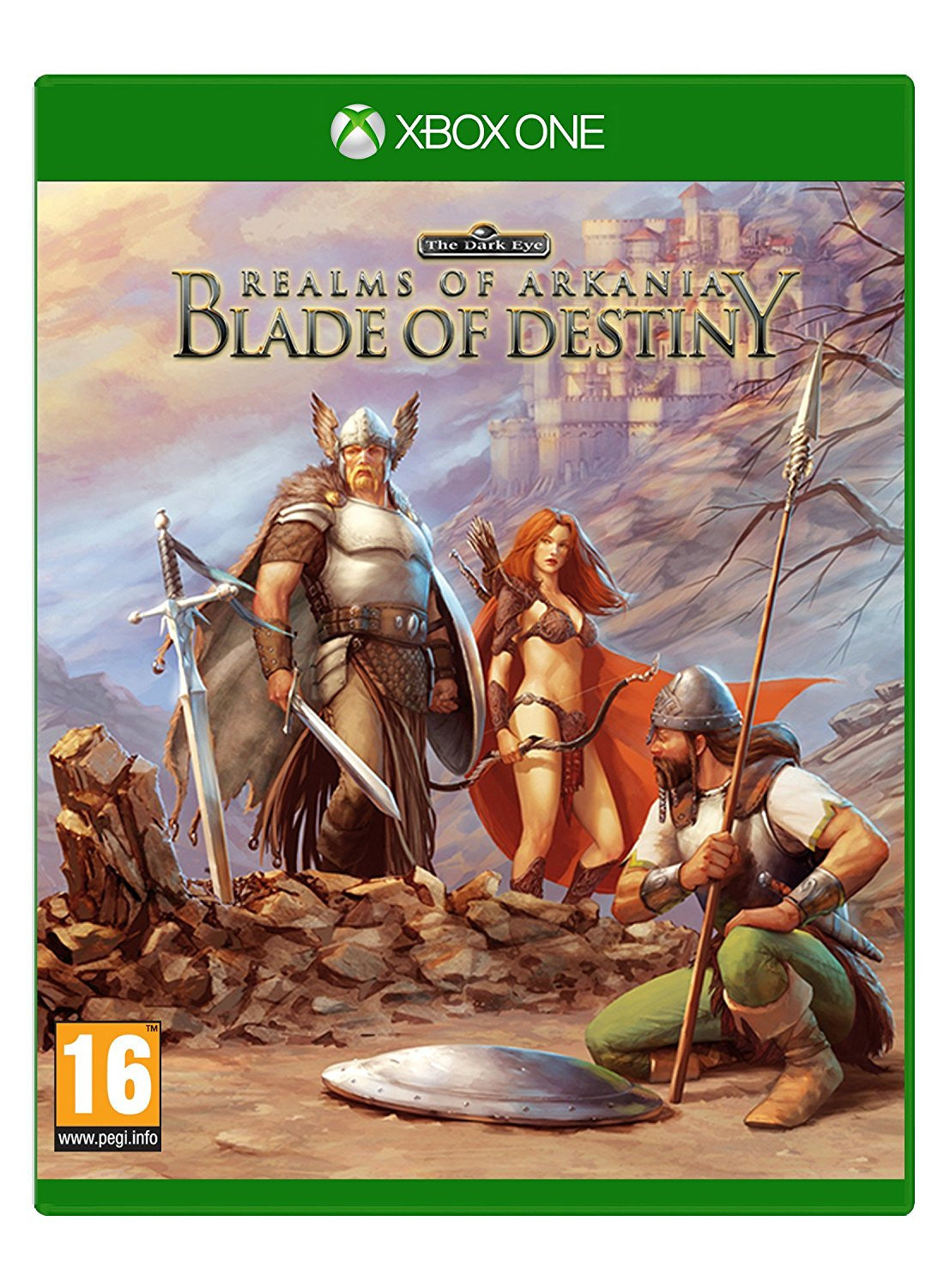 REALMS OF ARKANIA- BLADE OF DESTINY - Xbox One - Video Games by UIG Entertainment The Chelsea Gamer