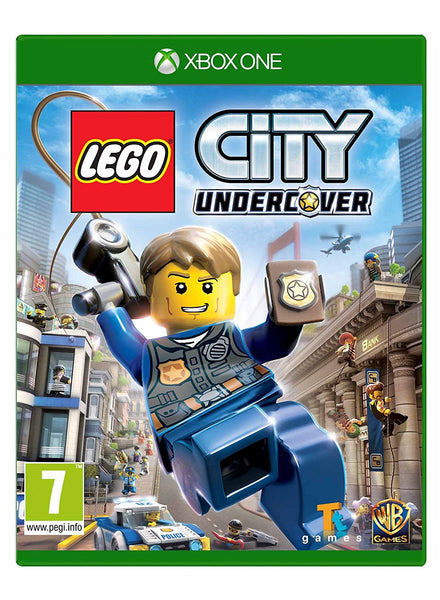 Lego City: Undercover  - Xbox One - Video Games by Warner Bros. Interactive Entertainment The Chelsea Gamer