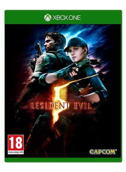 Resident Evil 5 HD Remake - Xbox One