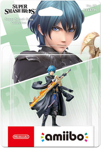 Super Smash Bros. Collection - Amiibo - Byleth - No 87