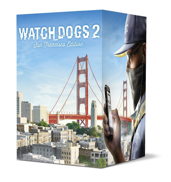Watch Dogs® 2 PS4 - San Francisco Collectors Edition - Video Games by UBI Soft The Chelsea Gamer