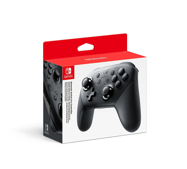 Pro Controller for Nintendo Switch - Console Accessories by Nintendo The Chelsea Gamer