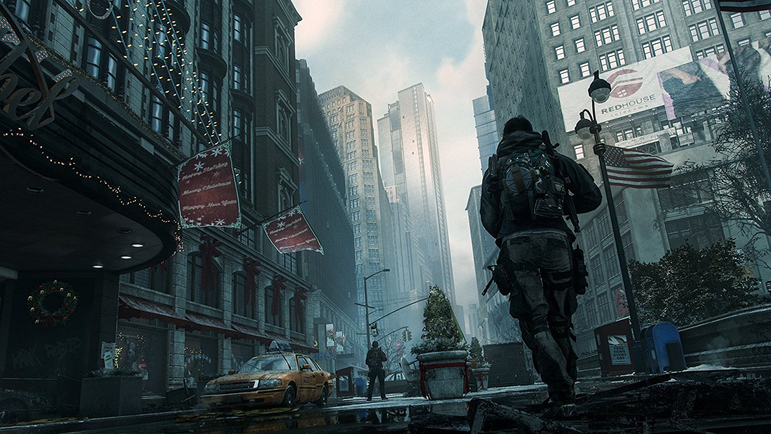 Tom Clancy's The Division PS4 - Video Games by UBI Soft The Chelsea Gamer