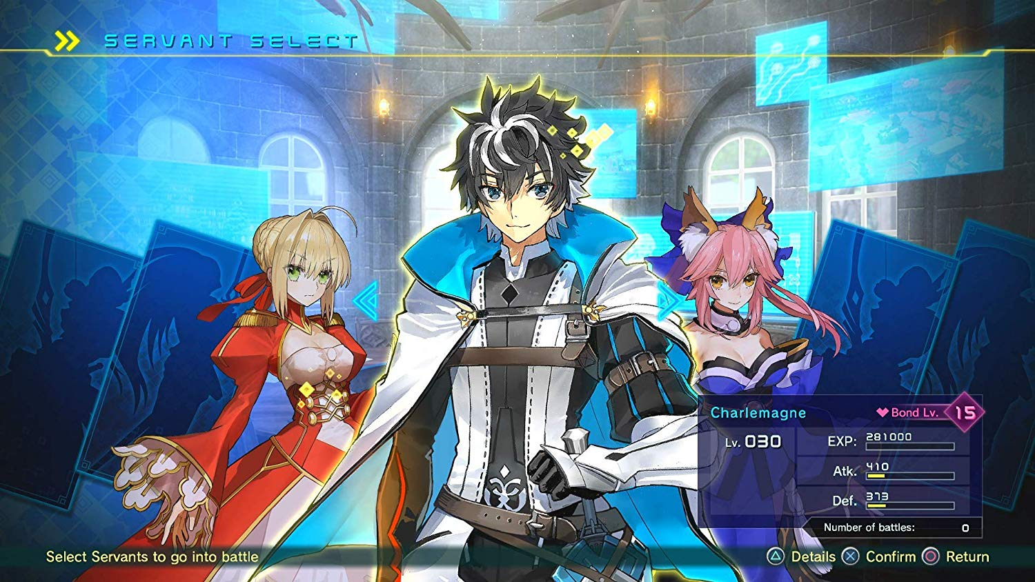 Fate / Extella Link - PlayStation 4