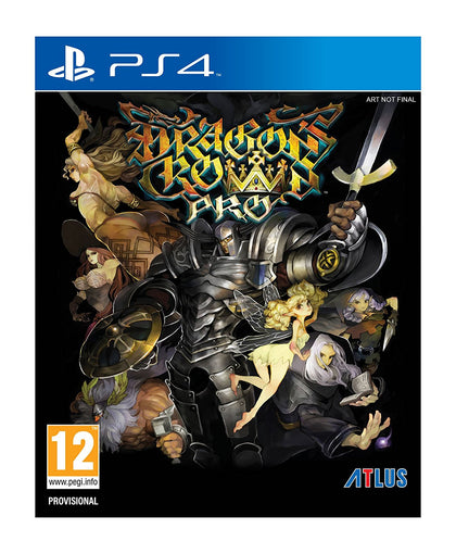 Dragon's Crown Pro Battle Hardened Edition - PS4 - Video Games by Atlus The Chelsea Gamer