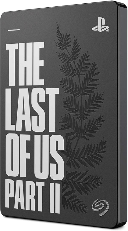 Last of Us Part II -  Seagate Game Drive - Ext 2TB for PS4 - USB3