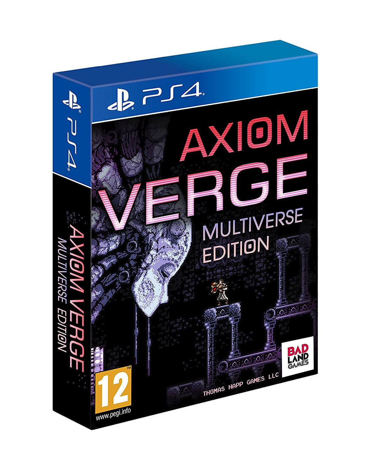 Axiom Verge Multiverse Edition -  PlayStation 4 - Video Games by Maximum Games Ltd (UK Stock Account) The Chelsea Gamer