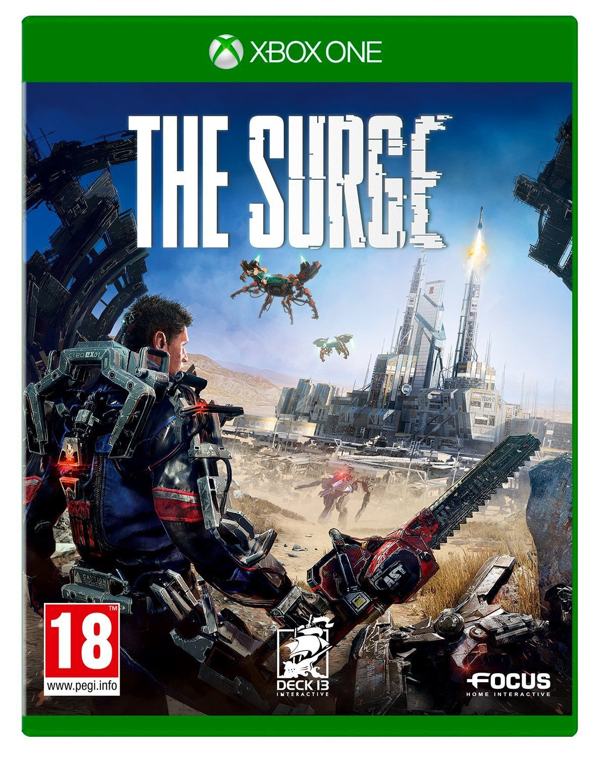 The Surge - Xbox One - Video Games by Focus Home Interactive The Chelsea Gamer