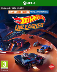 Hot Wheels Unleashed - Day One Edition - Xbox