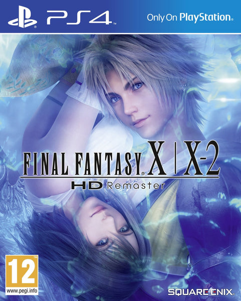 Final Fantasy X/X-2 HD Remaster - Video Games by Square Enix The Chelsea Gamer