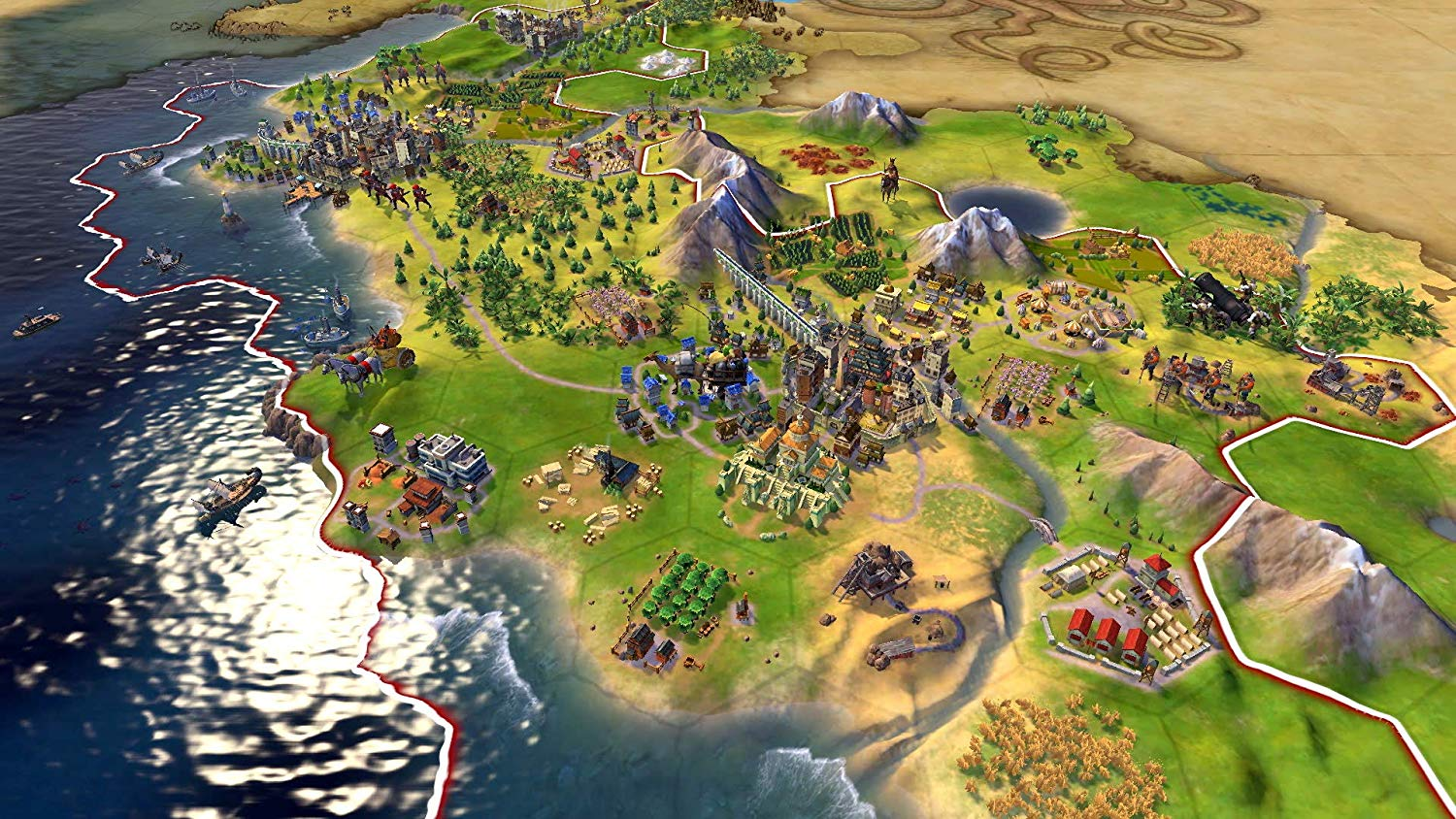 Civilization VI - Nintendo Switch - Video Games by Take 2 The Chelsea Gamer