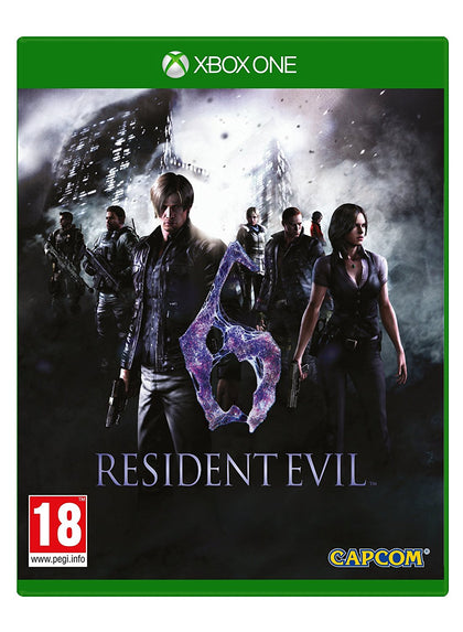 Resident Evil 6 HD Remake - Xbox One