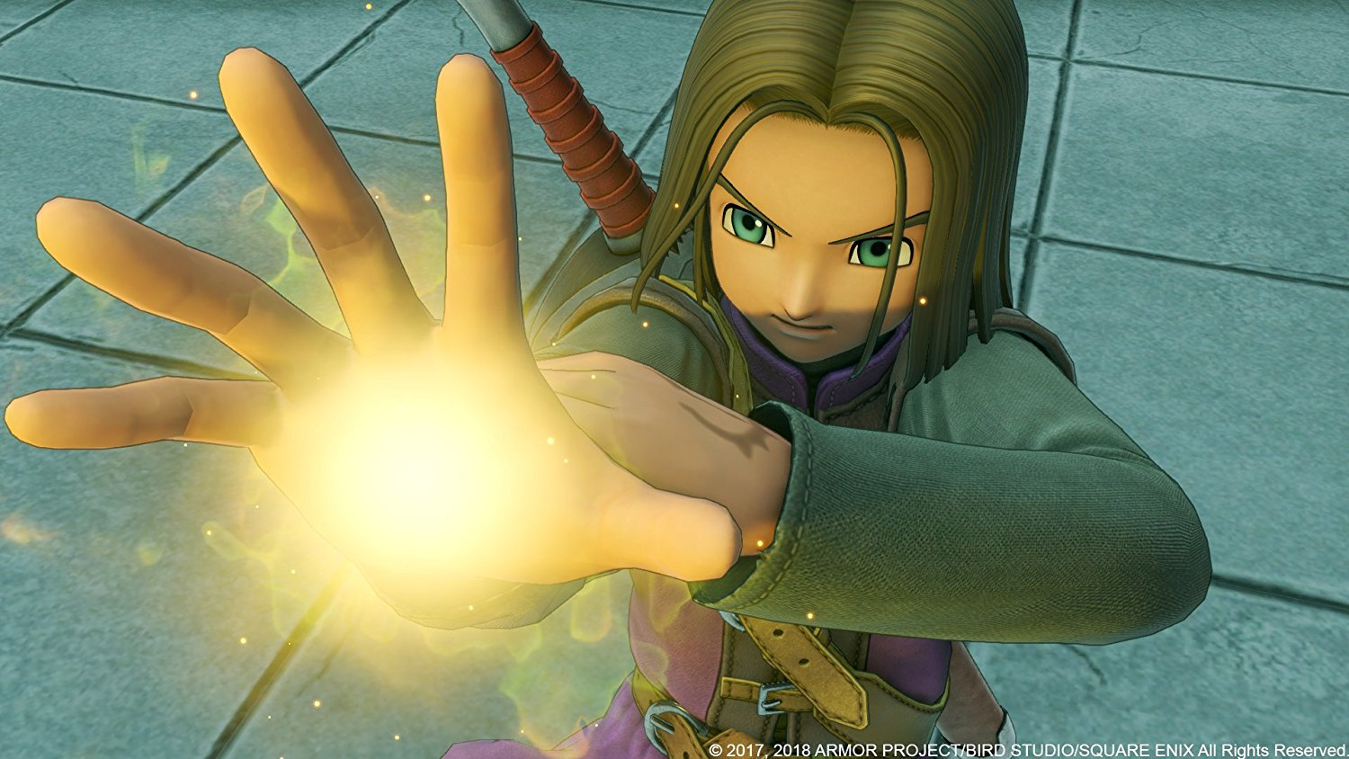 DRAGON QUEST® XI: Echoes of an Elusive Age™