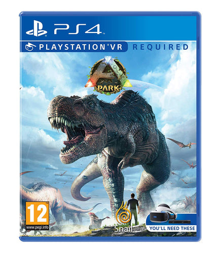 ARK Park - Video Games by Wildcard The Chelsea Gamer
