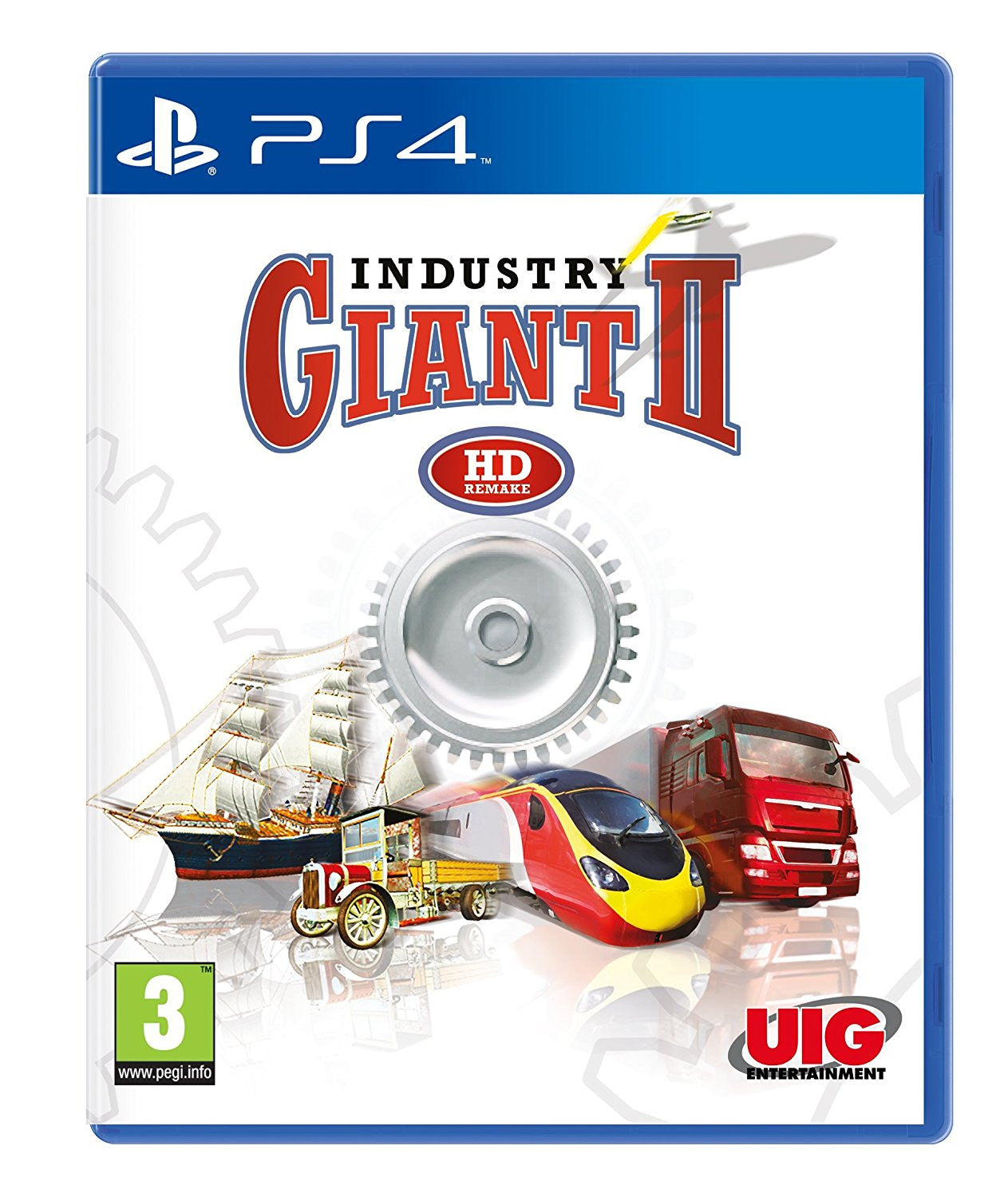 Industry Giant 2 HD Remake (PS4) - Video Games by Ikaron The Chelsea Gamer