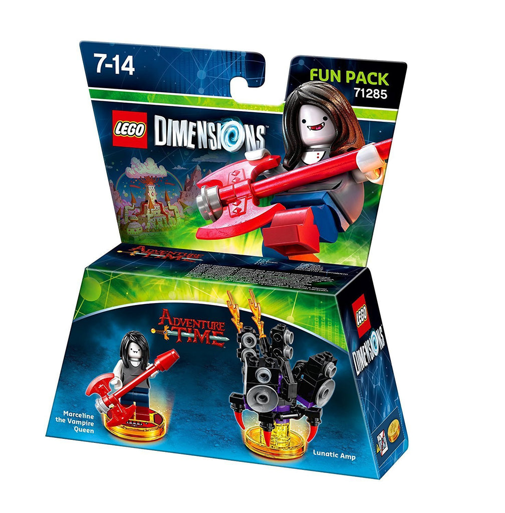 LEGO® Dimensions: Fun Pack Adventure Time Marceline - Toy by Warner Bros. Interactive Entertainment The Chelsea Gamer